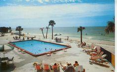 THE COLONY BEACH RESORT CIRCA 1970'S
