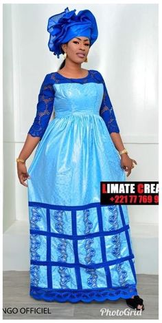 Latest African Fashion Dresses, African Dresses For Women, African Print Fashion, African Attire, African Women, Ankara Clothing, Plus Size Kleidung, African Lace, The Dress