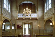 Neiden Chapel, Norway