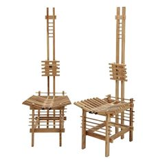 Shop Post-Modern seating at the world's largest source of Post-Modern and other authentic period furniture. Art Furniture, Antique Furniture, Modern Furniture, Furniture Design, Contemporary Art Forms, 2x4 Wood Projects, Postmodernism, Modern Chairs, Ceiling Lights