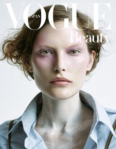 Catherine McNeil stars in Vogue Japan's November issue