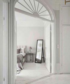 Nice bedroom entrance