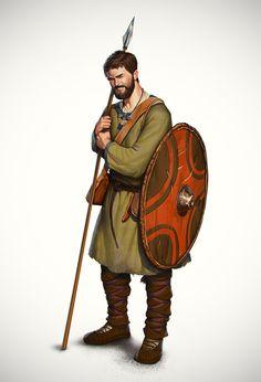 「spear man」の画像検索結果