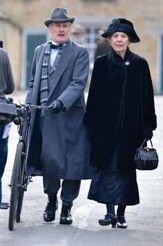Isobel & Dr. Clarkson