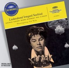 IRMGARD SEEFRIED Liederabend - Deutsche Grammophon