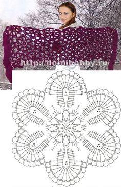 Crochet pattern unit chal
