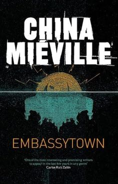 This is China Mieville's most strictly Scifi book. It is about language and politics (mostly devious).