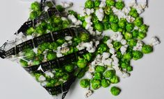 Nuts on Clark St. Patrick's Day Special Bag 'o green & white signature popcorn only $3.99 on March 17! At Midway Boulevard And at O'Hare:  Terminal 1 near gate C19,  Terminal 2 near gate E2,  Terminal 3 near gate H8