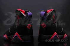 8f70173e0c37 Air Jordan Retro 7 (VII) Playoffs (aka Raptors) First Detailed Pictures on