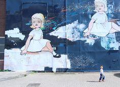 Street Art - My Mobil*Home