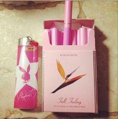 Pink Cigarettes