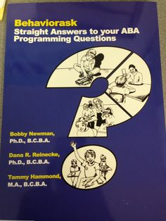 ABA and Behaviorask #LendingLibrary #CheckitOut Lending Library, Aba, Check It Out, This Or That Questions