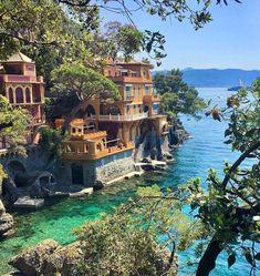 via; @botanicaetcetera ~  .Portofino, Italysource: @lifeanddecor 📸 @rivolta.rossano Thanks to @sophie_novoa @minelle11 @melaminu @laraffanervi @lifeanddecor