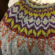 Ravelry: Project Gallery for Threipmuir pattern by Ysolda Teague