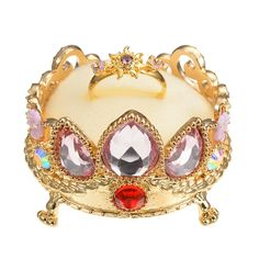 Introducing Disney's Rapunzel ring in case. Official Disney Character Goods Store. Fashion, merchandise, toys, stationary and many other types of goods available. Also great for ordering presents and gifts online.