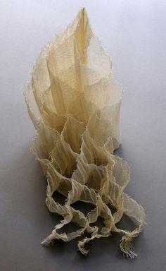 3D weaves - Moa Hallgren Textiles