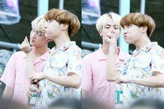 Jin & J-Hope