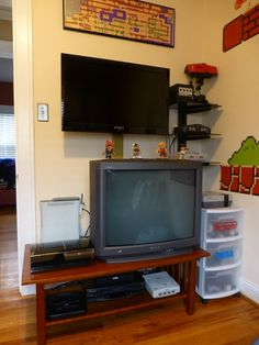 My Video Game Room