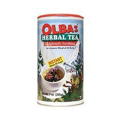 Olbas Herbal Tea Mix, 7 oz