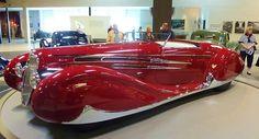 1939 Delehaye T165 Roadster