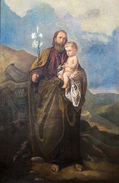 San Giuseppe parrocchia della Santissima Trinità a Będzina