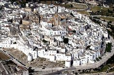 Ostuni, province of Brindisi , Puglia Italy Regions Of Italy, Southern Italy, Sicily, Italy Travel, Beautiful World, Bella, Places To Visit, Photos, Bari