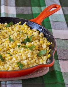 Best Sauteed Fresh Corn by rachelcooks #Corn #Sauteed
