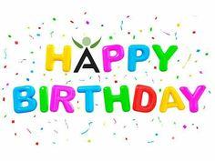 Happy birthday Isagenix person!