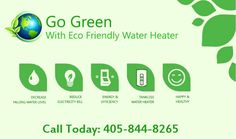 Call us for eco friendly #waterheater