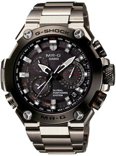 Casio MRG-G1000D-1AJR Mens Wristwatch Japan Import