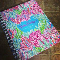 #lillyagenda via @kellyleanne13   Let the planning begin for my final semester