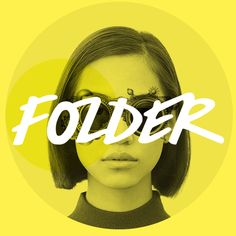 Diseño imagen y logotipo para proyecto El Folder - elfolder.com - ©2018 Eyes, Movies, Beauty, Fashion, Latest Trends, Logos, Events, 2016 Movies, Beleza