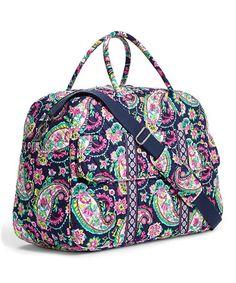 8ca6d7ddfacb Look at this  zulilyfind! Petal Paisley Grand Traveler Bag  zulilyfinds  Travel Necessities