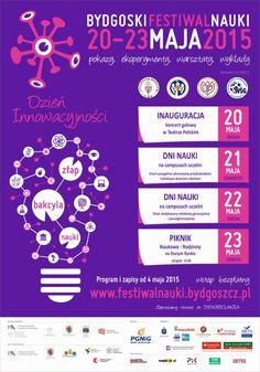 Zapraszamy na nasze warsztaty 21 maja! Zarażamy naszą pasją do metody Montessori :) Godzina 16:00 http://www.festiwalnauki.bydgoszcz.pl/index.php?id=event&eid=463 i 17:45 http://www.festiwalnauki.bydgoszcz.pl/index.php?id=event&eid=465