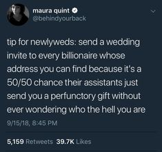 Sorry for the cursing but this is a funny idea! Fun Wedding Favors, Wedding Hacks, Wedding Tips, Wedding Goals, Fall Wedding, Our Wedding, Wedding Engagement, Perfect Wedding, Dream Wedding