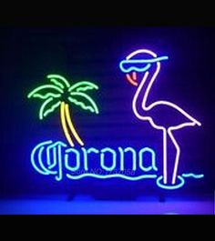 Corona commercial corona extra beer mesage in a bottle ad drink 2015 hot neon sign commercial custom corona extra pink flamingo neon sign peer bar pub garage mancavelight17x14 price us 10537 up to 18 cashback aloadofball Choice Image