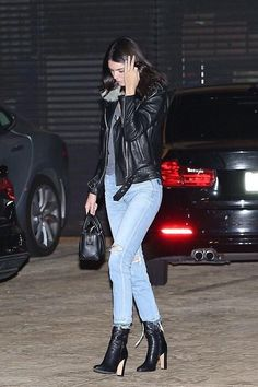 Kendall Jenner wearing Givenchy Lucrezia Micro Bag