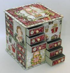 Homemade crafts for Christmas1