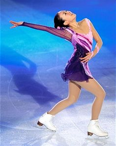 Mao Asada performs during 'THE ICE' at Morikoro Park on July 24, 2013 in Nagakute, Aichi, Japan.