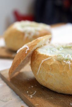WEEKLY BITES - Broccoli cream soup