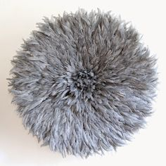 Juju Hat Feather Headdress Grey Standard Size 80 by Kronbali Feather Headdress, Feather Hat, Bird Feathers, Feather Wreath, Juju Hat, Hats For Sale, Make Color, Black And Brown, Wall Decor
