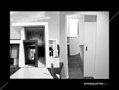 Atrium di Parma  Mood scorrevole frassino bianco