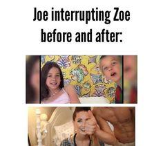 zoe and joe