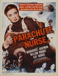 Parachute Nurse, 1942.