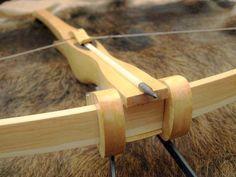 Ballesta de madera