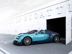 Bugatti Veyron nadert z'n einde, nog 50 te gaan