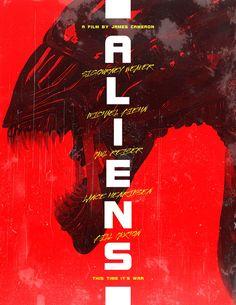 Aliens - Hamza Ansari ----