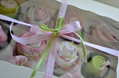PLEASANT HOME: Sock Cupcakes and a BIG Thank You !!!