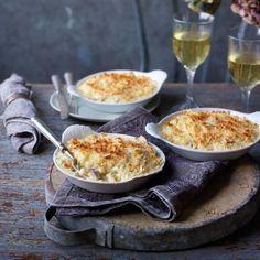 Luxury truffle mac and cheese - macaroni cheese recipe - Good Housekeeping
