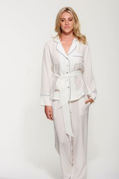 Women s pyjamas style to help you look sharp 007 fashion Silke Pyjamas 0c65597f78f8f